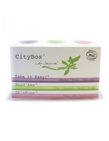 Coffret Roll-on City box