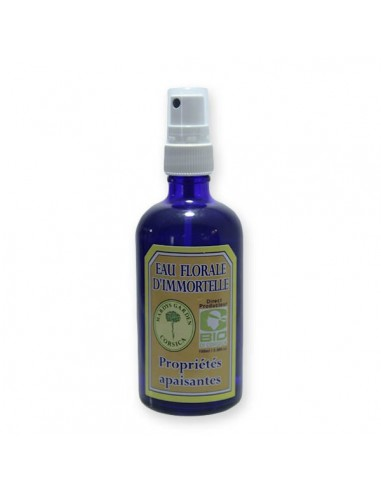 Eau Florale d'Immortelle 100ml